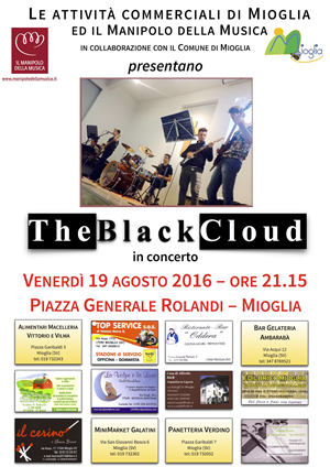 The Black Cloud in concerto